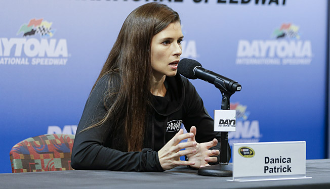 It's not news to Danica Patrick that she still has a lot to learn about being a Sprint Cup driver.