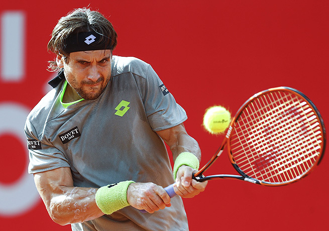 David Ferrer will look to secure his 21st ATP event victory in the final against Fabio Fognini.