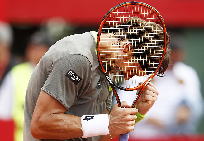 David Ferrer won his third consecutive Copa Claro titles with a convincing performance.