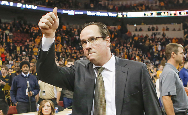 Gregg Marshall's Shockers haven't lost yet this season despite big targets on their backs in every game.