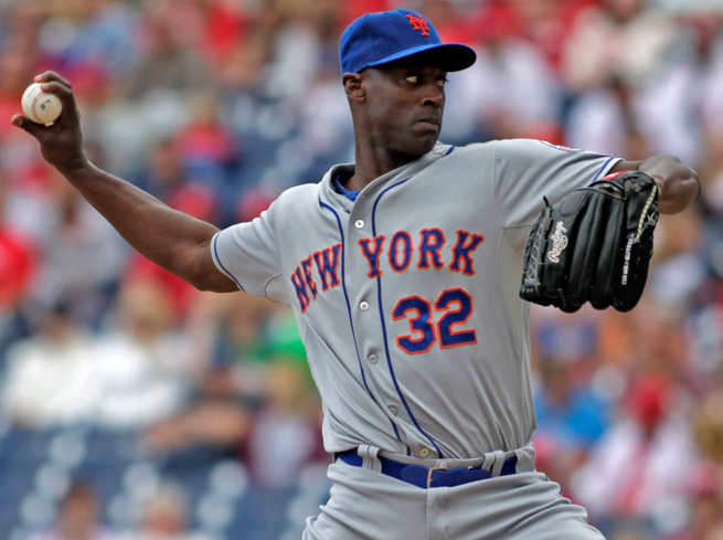 LaTroy Hawkins saved 13 games for the Mets last season and has 101 saves in his career.