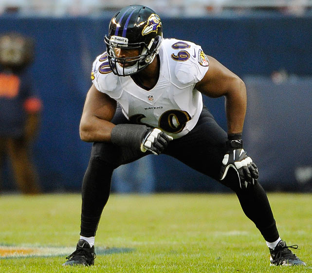 The Ravens traded for Monroe this past year, acquiring him from Jacksonville in exchange for fourth- and fifth-round draft picks. Re-signing the 26-year-old Monroe could be an important step toward maintaining better protection for Joe Flacco in the future.
