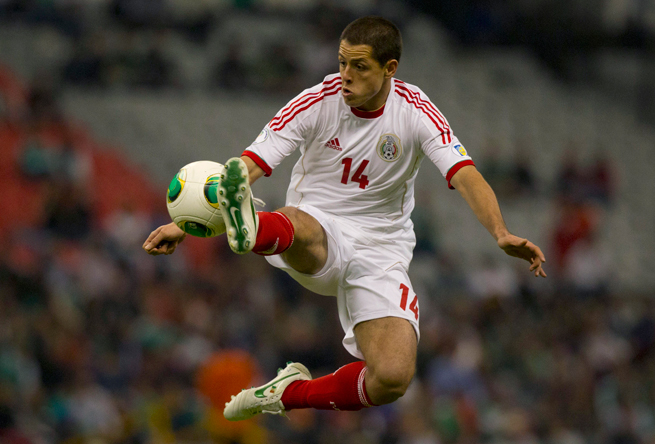 "Javier ""Chicharito"" Hernandez will suit up for Mexico in the March 5 friendly against Nigeria."