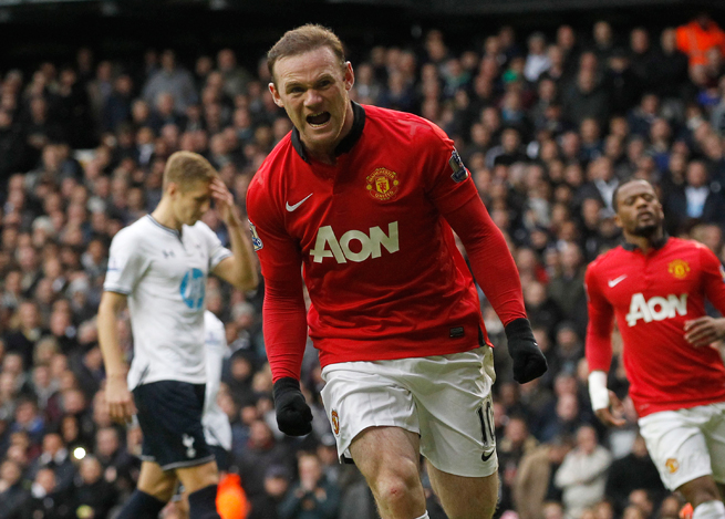 Wayne Rooney has pledged his future to Manchester United, signing a new long-term deal on Friday.