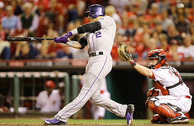 Troy Tulowitzki is one of the league's top shortstops, but fantasy owners may not want to gamble on his injury risk.