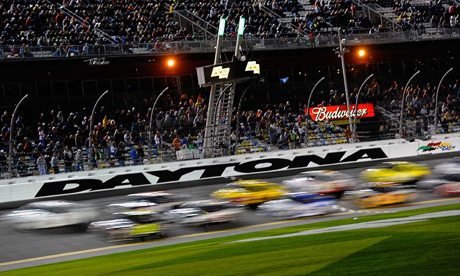 Famed Daytona International Speedway is hosting the 56th running of the Great American Race.