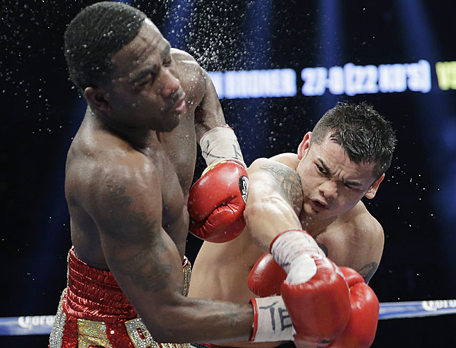 Marcos Maidana's surprising win over Adrien Broner paved his way to a bout with Floyd Mayweather.