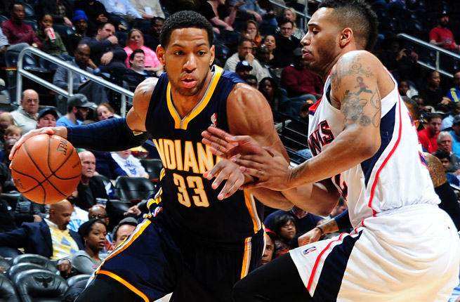 Danny Granger is hoping to catch on with a contender after reaching a buyout with the Sixers.