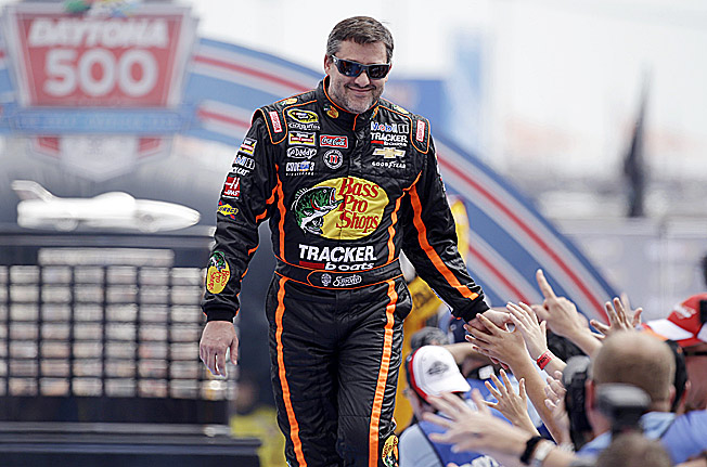 Tony Stewart says Phoenix will give him a better idea of how good his team can be.