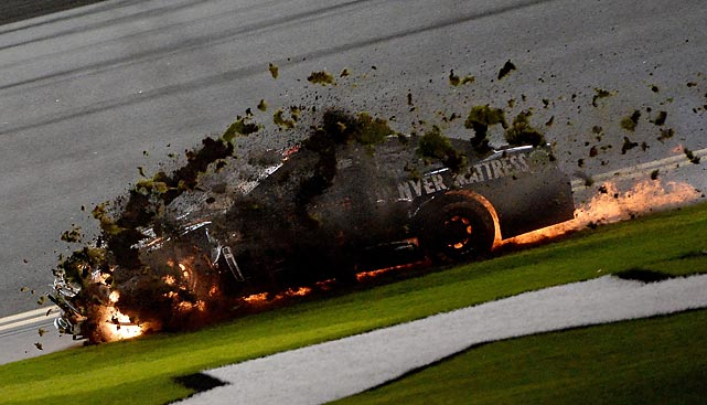 Fun fact: NASCAR drivers often engage in a little sodbusting on the side.