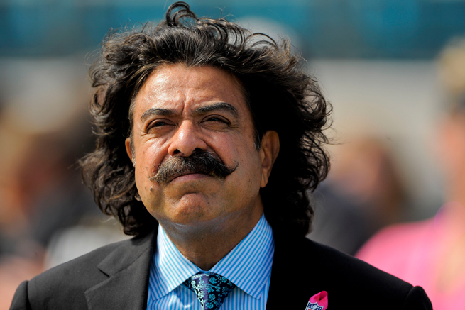 Fulham and Jacksonville Jaguars owner Shahid Khan is bringing his EPL team to Florida to face D.C. United this July.