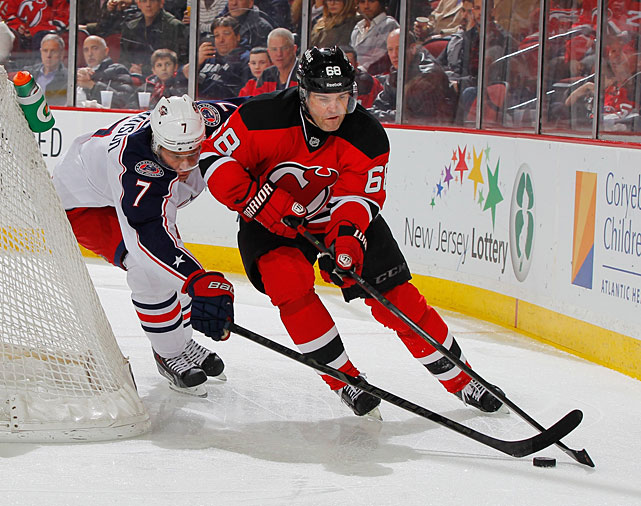 The ageless winger, who turned 42 on Feb. 15, leads the Devils with 17 goals and 32 assists. Jagr has said that he wants to stay in New Jersey to help his team in its push for the playoffs, but his one-year contract is up at the end of the season, at which point he'll become an unrestricted free agent. Still, if the Devils cut their best player (this season, anyway) loose, they will basically be giving up any chance they have of making the postseason. Possible suitors for Jagr include the Avalanche. -- <italics>Mark Beech</italics>
