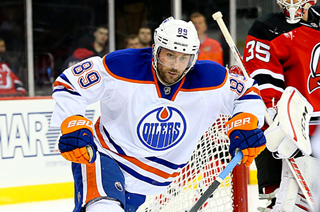 The 24-year-old center has long been rumored to be on the trading block for an Oilers team that's in need of quality blueliners. Gagner has produced just six goals and 24 points in 48 games, but he scored 14 in 48 last season and was the No. 6 pick in the 2006 draft. He's also entering his prime as a player. Teams that could be interested in his services include the Blue Jackets, the Kings and the Maple Leafs. -- <italics>Mark Beech</italics>