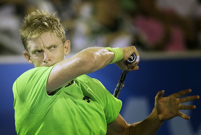 The fifth seeded South African will be playing in back to back finals for the first time in his career.