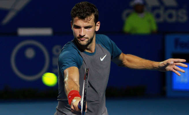 Grigor Dimitrov can expect a bump in his overall ranking thanks to a win in the final at the Mexican Open.