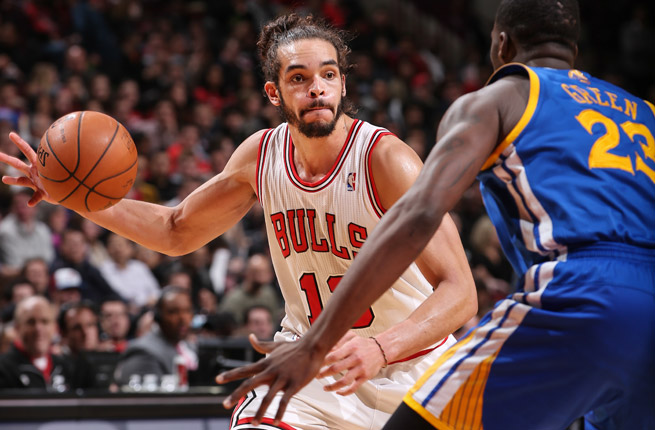 Chicago is 9-1 in its last 10, with Joakim Noah averaging 14.6 points, 12.2 boards and seven assists.