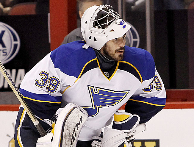 Ryan Miller's trade to St. Louis on Feb. 28 upped the ante among the Stanley Cup contenders.