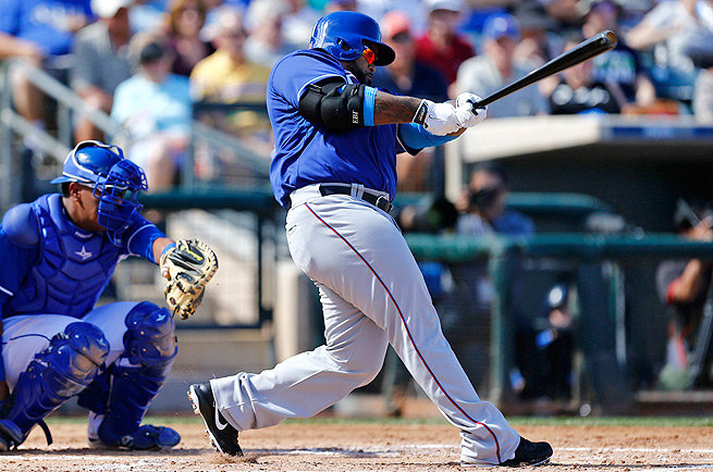 Prince Fielder is bound to impress after his offseason move to a better hitting environment in Texas.