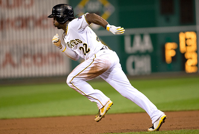 Outfielder Andrew McCutchen is without a doubt a fantasy star and will be drafted in the first rounds.