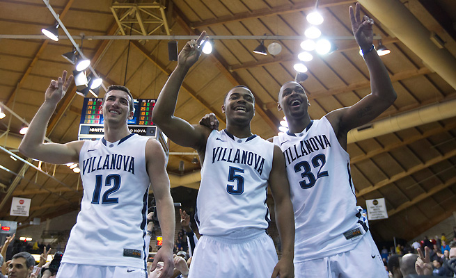 Villanova may need to win the Big East tournament to solidify their loose hold on the final No. 1 seed in our bracket.