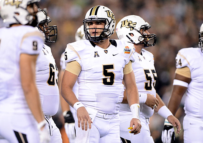 Fiesta Bowl champ UCF would have had a difficult time challenging for a spot in the four-team playoff.