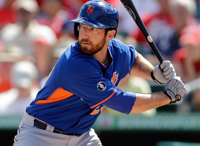 A pair of calf strains have kept Ike Davis out of action in spring training so far.