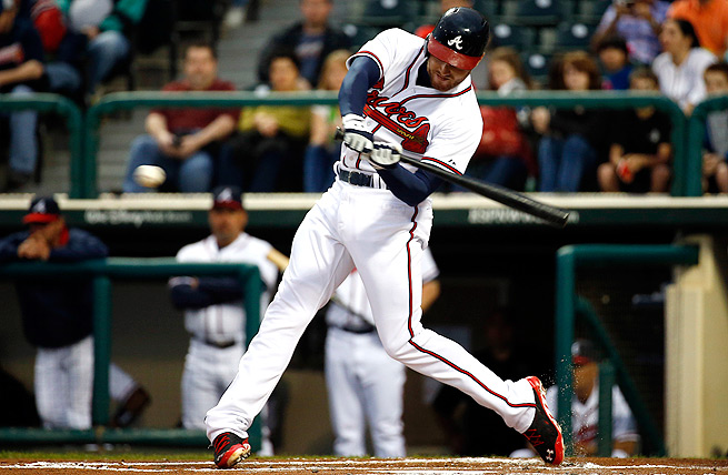 Owners can likely buy a secondary 1B option like Freddie Freeman at a discount if he's nominated before, say, Miguel Cabrera.