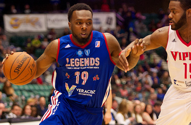 P.J. Hairston has become a star for the NBDL's Texas Legends after being kicked off North Carolina.