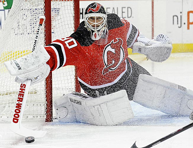 What's old is new again: Devils legend Martin Brodeur, 41, got hot and reclaimed his old gig.