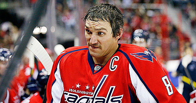 Failing to make the playoffs would be a sour cap on a disappointing year for Alex Ovechkin.