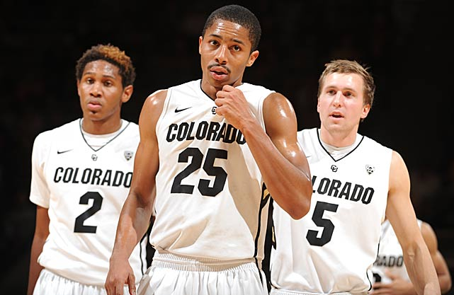 Leading Scorer: Spencer Dinwiddie (14.7 ppg., pictured No. 25) Leading Rebounder: Josh Scott (8.5 rpg.) Leading Passer: Spencer Dinwiddie (3.8 apg.) Bad Losses: Washington Good Wins: Kansas, Oregon, Stanford