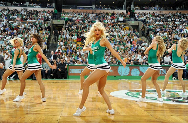 Boston celtics dancers - Bnb coin how does it work up