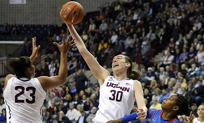 Breanna Stewart will lead UConn into a tournament they will be expected to roll through.