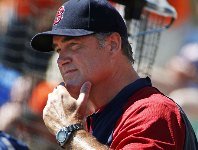 John Farrell will try to lead Boston to a second straight title for the second time in team history.