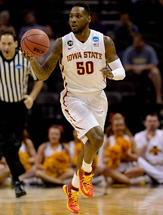 DeAndre Kane went 9-for-18 from the field to finish with a game-high 24 points. He also had 10 rebounds.