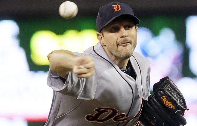 After ending contract talks with Detroit, Max Scherzer is likely to be on the open market after the year.