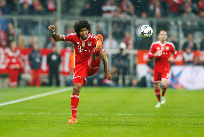 Dante has pledged his future to Bayern Munich, signing an extension through 2017.