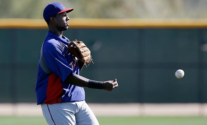 Jurickson Profar's injury will keep him off the field for three months of the 2014 season.