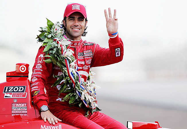 Dario Franchitti's return to Indianapolis after his career-ending crash will be an emotional moment.