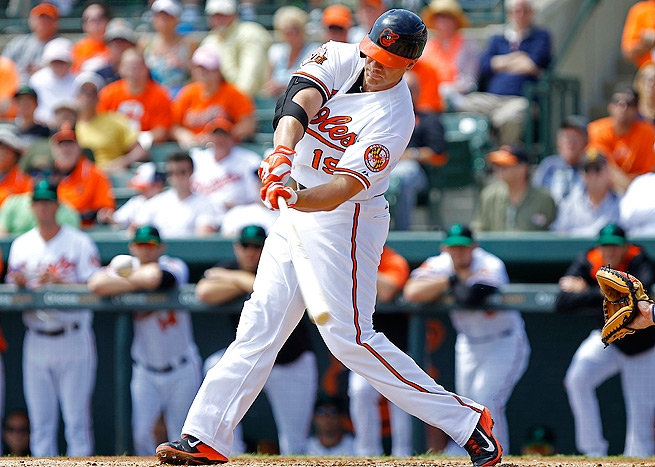 Chris Davis could be the first player to hit 50 home runs in back-to-back seasons since Sammy Sosa.