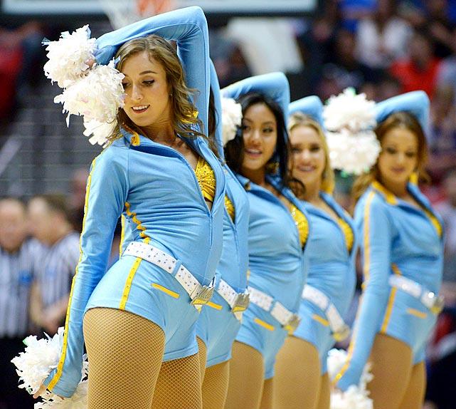 NCAA Tournament Cheerleaders: South | SI.com