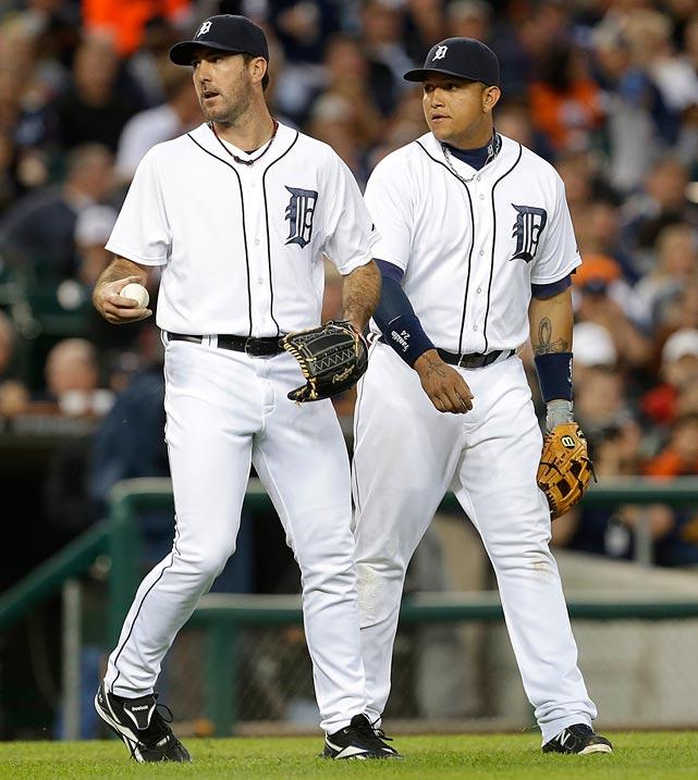 <underline>Highest salaries</underline>: Miguel Cabrera $21,943,027 Justin Verlander $20,100,000