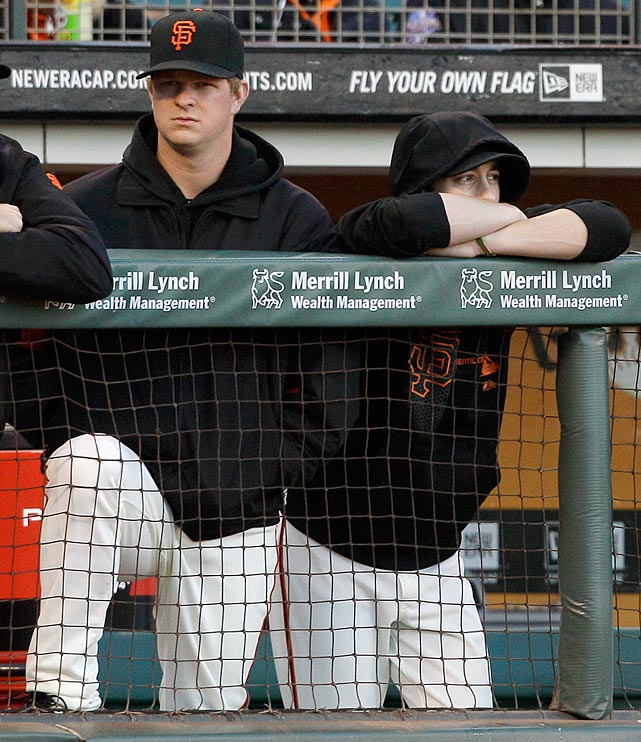 <underline>Highest salaries</underline>: Matt Cain $20,833,333 Tim Lincecum $17,000,000