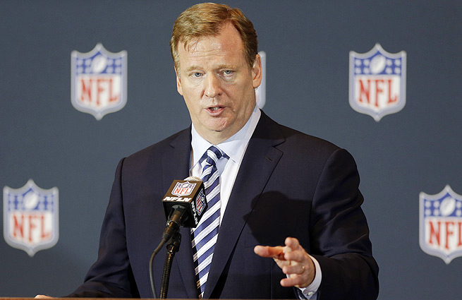 """Roger Goodell and the NFL's competition committee want to return an """"element of respect"""" to the game."""
