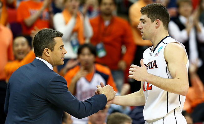 Bennett began recruiting Harris when he was the coach of Washington State and continued when he got the job at Virginia.