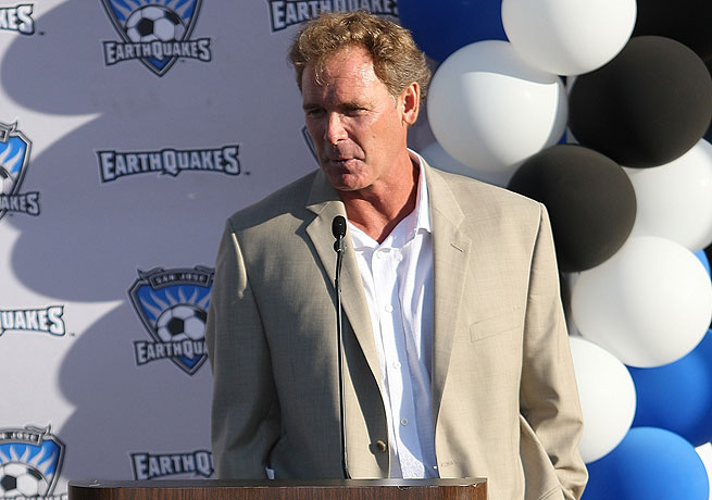 John Doyle's six-plus seasons as San Jose's general manager have brought success in MLS.