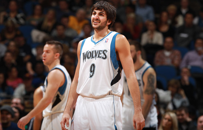 The Timberwolves couldn't shake the injury bug from '11-13, including an ACL tear for Ricky Rubio.