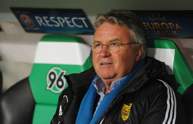 Manager Guus Hiddink will take the reins of the Netherlands national team after the World Cup, replacing Louis van Gaal.