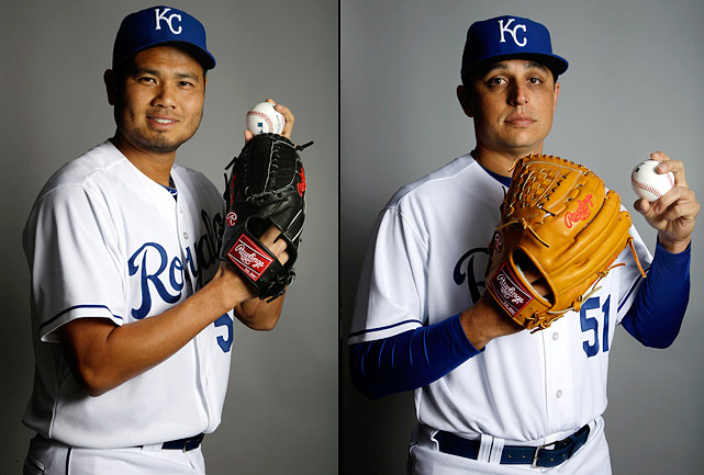"It's been 28 years and counting since Kansas City's last postseason appearance, and while that streak may end this season, don't expect a World Series win to follow. The Royals' lineup is young and impatient, and the likes of Bruce Chen and Jason Vargas in the rotation don't exactly scream ""title favorite."" Things are on the upswing in Kansas City, but a championship isn't in the cards yet."