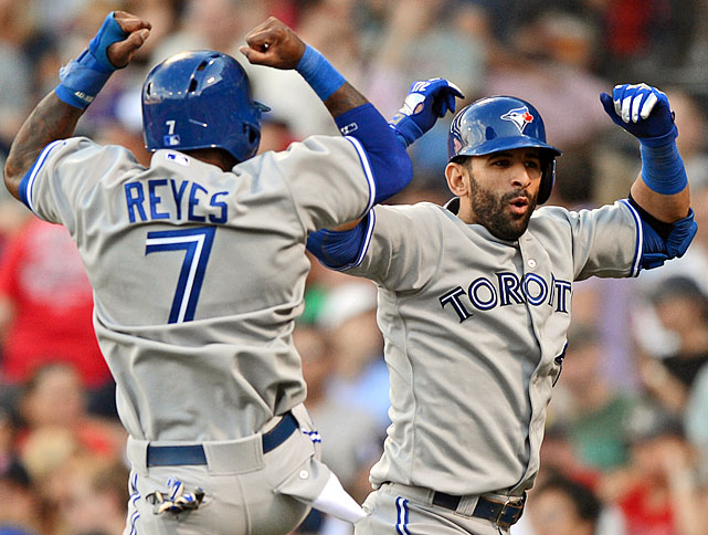 The Blue Jays won the offseason for 2013, and look how far that got them. Injuries and underperformance combined to derail Toronto's playoff chances. Apparently, the Jays decided to take a different tack this offseason, doing little to nothing to address the many holes on their roster. The rotation is a mess, and the team's two most important offensive players, Jose Bautista and Jose Reyes, are durability concerns. Edwin Encarnacion will keep them afloat, but the Jays won't come close to a championship in 2014.